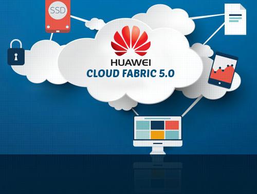 VARINDIA Huawei launches Cloud Fabric 5 0