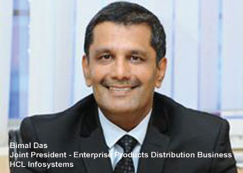 Enterprise Distribution garners highest growth revenue for HCL Infosystems