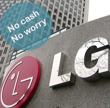 LG Electronics India introduces No-Cash No-Worry Campaign