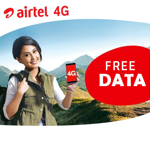 VARINDIA Airtel offers free data to customers who switch to Airtel 4G