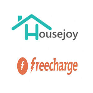 FreeCharge ties up with Housejoy