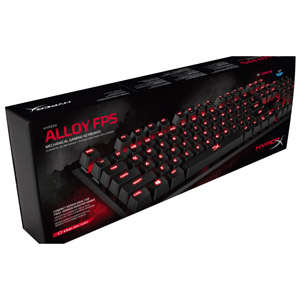 HyperX launches ALLOY FPS Gaming Keyboard