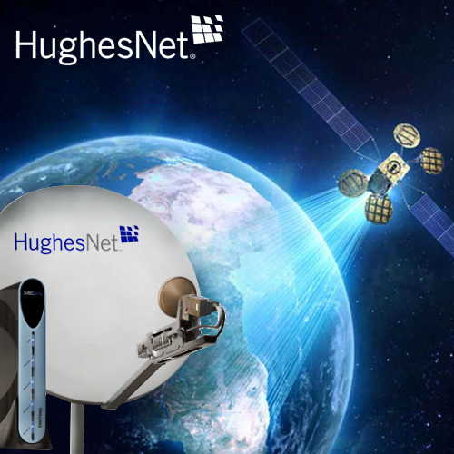 Hughes launches fastest broadband satellite network