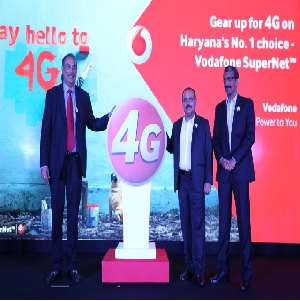 Vodafone successfully launches SuperNet 4G in 440 towns across Haryana