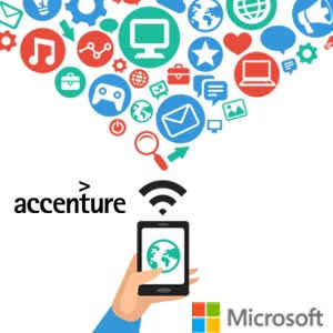 Accenture with Avanade and Microsoft to accelerate digital transformation
