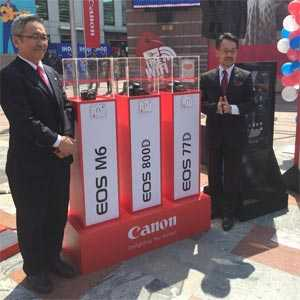 Canon India Roadshow to strengthen customer engagement