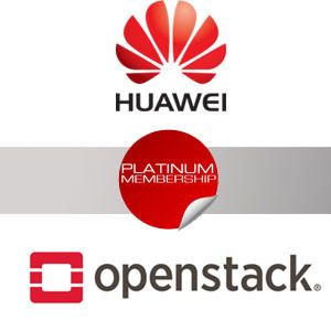 Huawei selected as Platinum Member of OpenStack Foundation