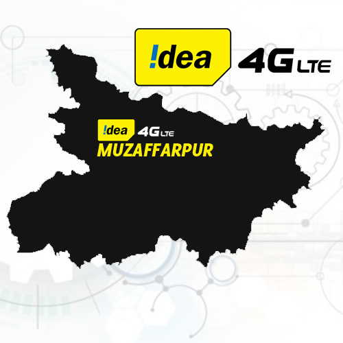 Idea launches 4G services in Muzaffarpur; 4G services to expand in 18 cities by June'17