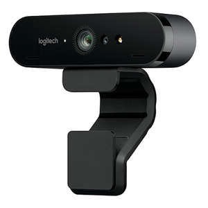 Logitech launches BRIO Webcam in India