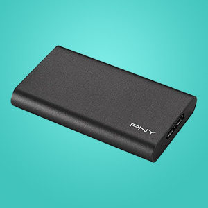 PNY launches ELITE Portable SSD