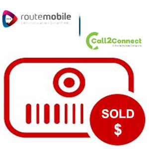 Route Mobile adopts C2C