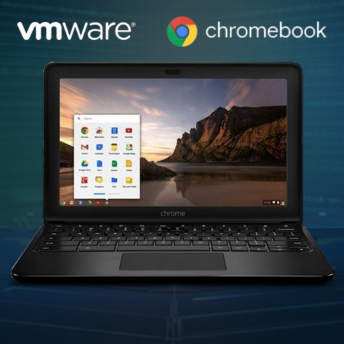 VMware partners with Google to accelerate adoption of Chromebooks