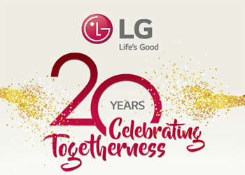 LG has rolled out a unique video on its 20th Anniversary in India