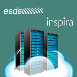 ESDS ties up with Inspira for Cloud & Datacenter Solutions