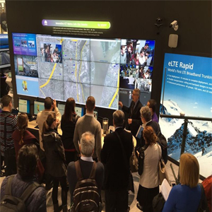 Huawei presents eLTE SafeCity Solution for Public Safety