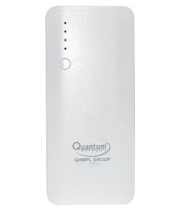 Quantum Hi Tech unveils 10,400mAh Power Bank