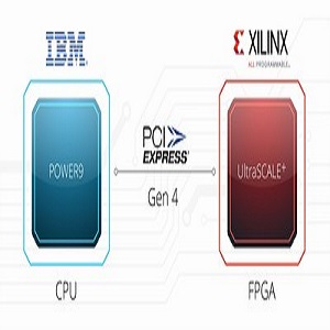 IBM and Xilinx achieve PCI Express Gen4 capability
