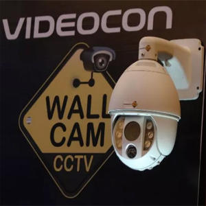 "Videocon forays into Security & Surveillance space, launches ""Made-in- India"" brand WallCam"