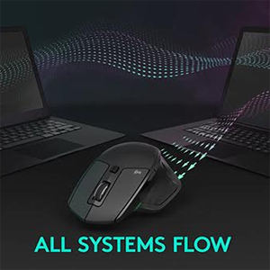 Logitech's MX Mice and Flow makes Multi-Computer Functionality Easy