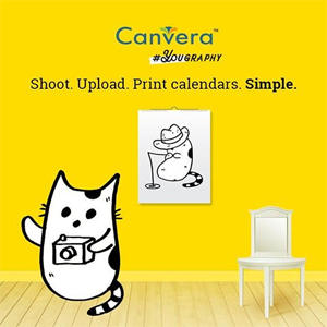 Canvera launches its #yougraphy range photo printing products