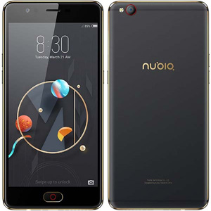 nubia M2 available for sale on Amazon for Rs. 22,999