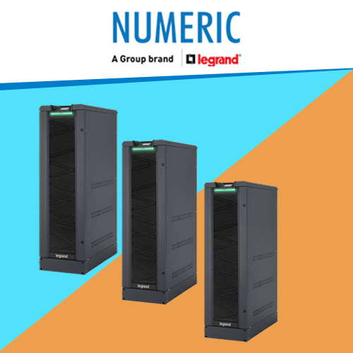Numeric expands its Three Phase UPS Portfolio with KEOR Series