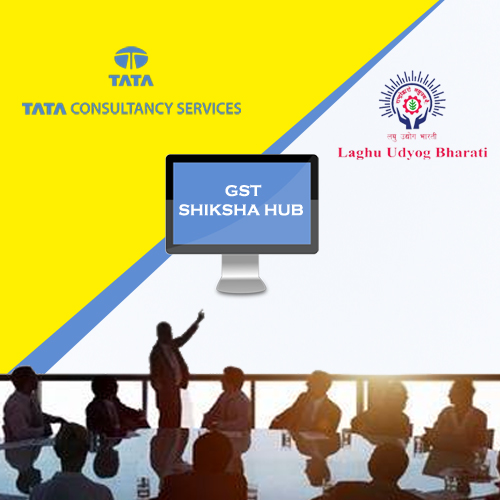 TCS iON aligns with Laghu Udyog Bharati to launch GST Shiksha hub for MSMEs