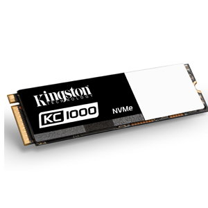 Kingston's new KC1000 NVMe PCIe SSD will meet needs of media