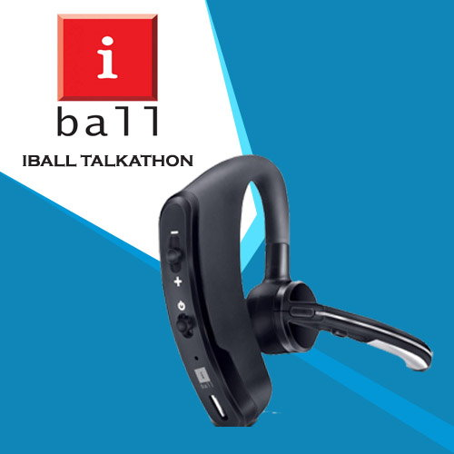 iBall launches BT earphone – iBall Talkathon