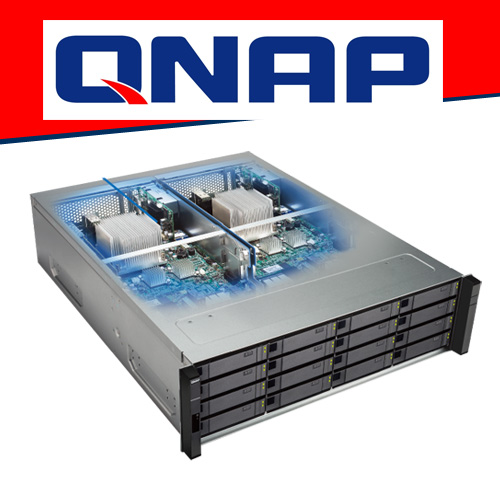 QNAP's Enterprise ZFS NAS earns certification for Windows Server 2016