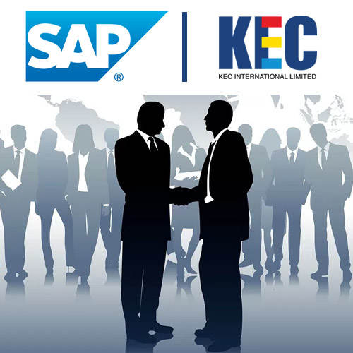 SAP partners with KEC