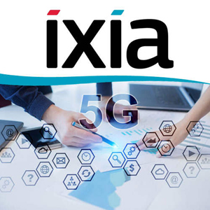 Ixia Launches IxLoad-Wireless Test Solution for Cellular IoT