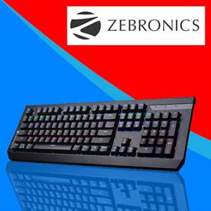 3c94c25d352 VARINDIA Zebronics launches Mechanical Gaming Keyboard