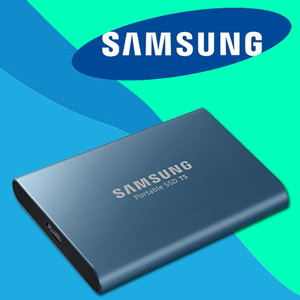 "Samsung launches ""Portable SSD T5"" for fast and secure storage in India"