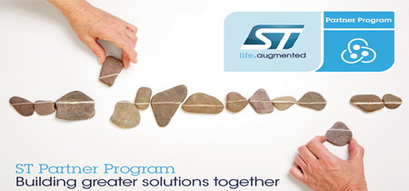 STMicroelectronics enables its customers through new Partner Program