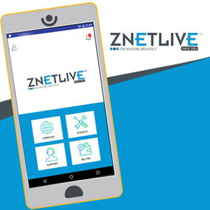 ZNetLive unveils customer self-service mobile app for its clients