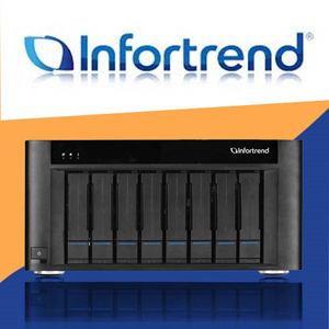 Infortrend announces Desktop Unified Storage for SMBs and Workgroups