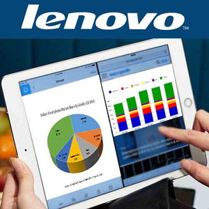 Lenovo leads Tablet market: Says IDC Q1 report