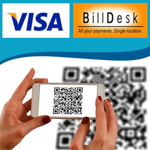 "Visa and BillDesk expand reach of ""BharatQR"" services"
