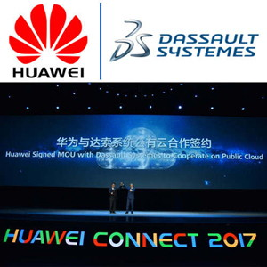 Huawei Cloud and Dassault Systemes ink MoU