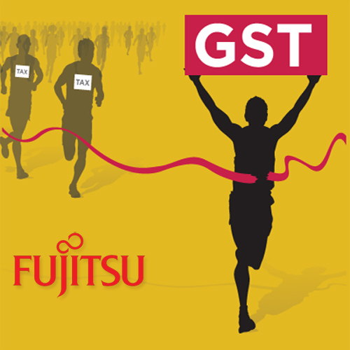 Fujitsu helps customers to implement GST services successfully