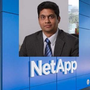 NetApp announces key Leadership Appointments