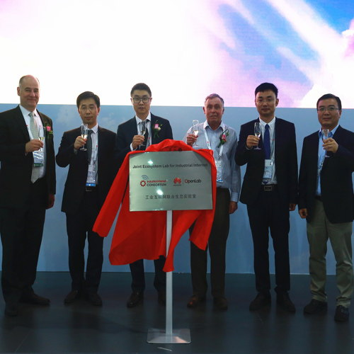 Huawei and IIC join forces to establish Huawei Ecosystem Lab