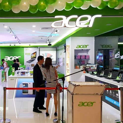 ACER expands in Northeast with first exclusive store