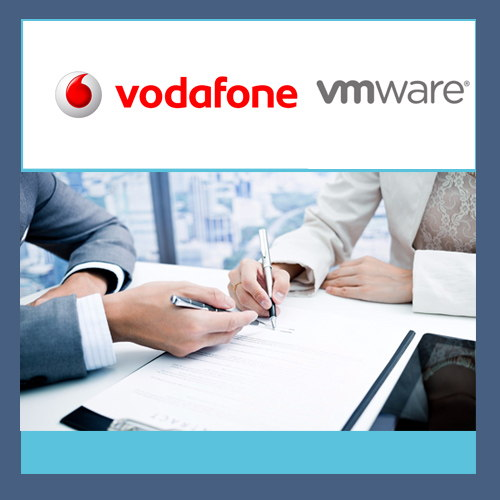 Vodafone Group enters into licensing agreement with VMware