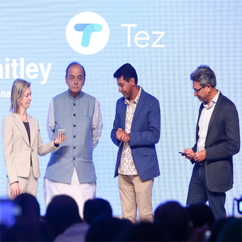 Google presents UPI-based Tez Payment App in India
