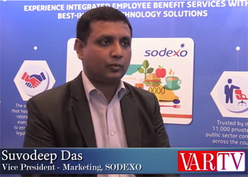 Suvodeep Das, Vice President - Marketing Sodexo SVC India Pvt. Ltd.