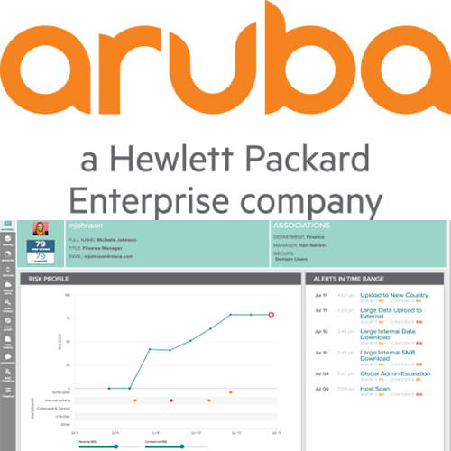 Aruba modernizes network security framework with Aruba 360 Secure Fabric