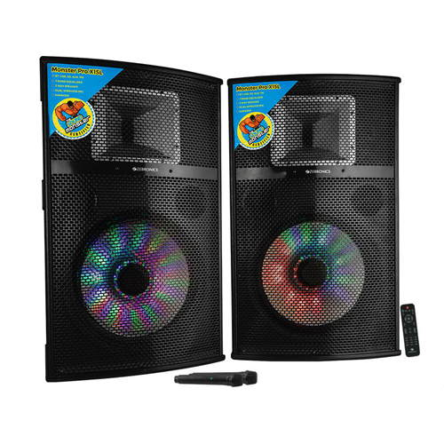 Zebronics hits the market with DJ Speakers at Rs.32,499/-