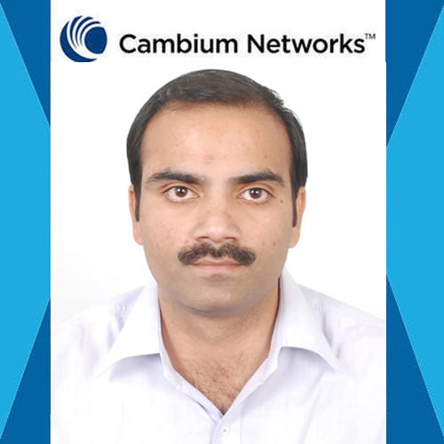 Bharat Sharma Joins Cambium Networks